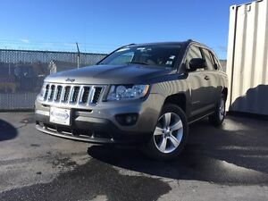 2013 Jeep Compass NORTH  Y.E.S WAS $17,950 NOW $16,977