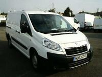 Peugeot Expert 1200 1.6 HDI 90 H1 DIESEL MANUAL WHITE (2013)