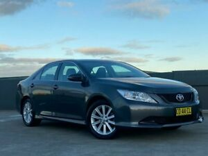 2017 Toyota Aurion GSV50R AT-X Graphite 6 Speed Sports Automatic Sedan Blacktown Blacktown Area Preview