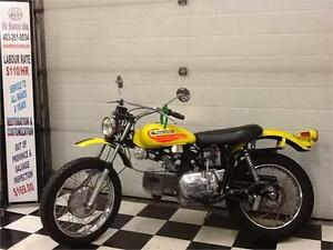 1971 Harley Davidson Sprint SX350