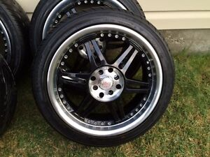 Voxx Racing Wheels and Tires