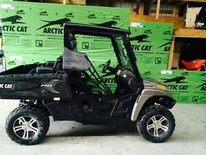 Used 2011 Arctic Cat PROWLER 700 HDX