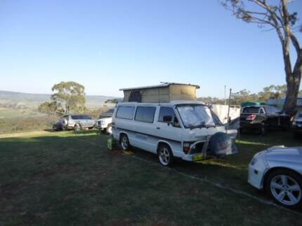 Hiace Campervan Diesel Auto Newcastle 2300 Newcastle Area Preview