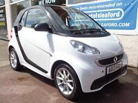 Smart fortwo 1.0 mhd Auto 2013 Passion Full Service History Low miles 13,000 p/x