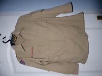 Official Boy scouts of America boys scout shirt, brand new with tags.