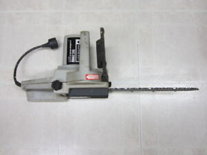 "10"" chainsaw Mastercraft MC2000 electric"