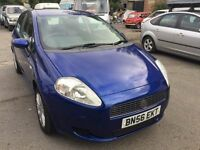 2006 Fiat Punto automatic, starts and drives very well, 71,000 miles, clean inside, being sold cheap