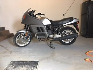 BMW k100 RT 1985 - Cafe Racer project $2.250