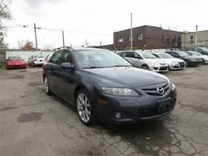 2007 Mazda Mazda6 GT - Leather|Htd Seats|Sunroof - A1