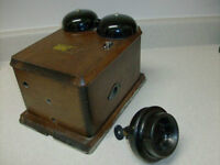 Northern Electric Ringer Box