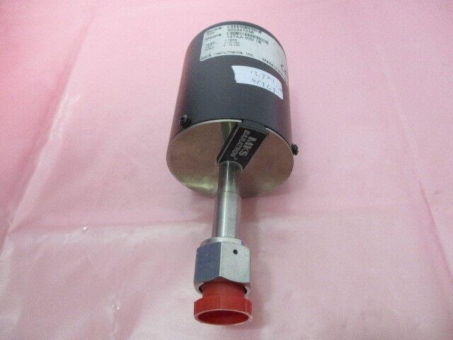 MKS 127AA-000.1B Baratron Pressure Transducer, .1 Torr, Type 127, 424592