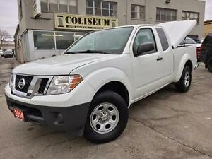 2014 Nissan Frontier **LEER TONNEAU COVER-NEW TIRES**