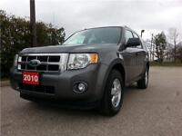 2010 Ford Escape XLT | Satellite | Cruise | Alloys | Fog Lights