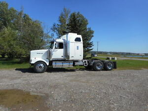 2005 Western Star, 460 Mercedes, 3 way locks Moose Jaw Regina Area image 14