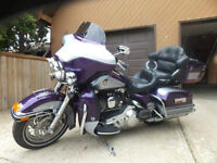2001 Harley Davidson Electra Glide Ultra Mint Condition Low KMs