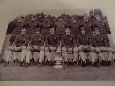 CHELSEA FC 1970 FA CUP WINNERS PETER BONETTI PETER OSGOOD ALAN HUDSON A4 PRINT