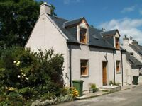 3-bedroom house in Cromarty for rent from April