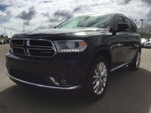 2016 Dodge Durango LIMITED AWD Accident Free,  Leather,  Heated