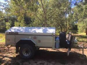 Kanga Camper Trailers Kingsville Maribyrnong Area Preview
