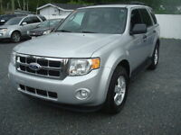 2012 Ford Escape 4X4 $44 WEEKLY SUV