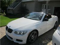 BMW 335 i is DECAPOTABLE TOIT RIG 2011