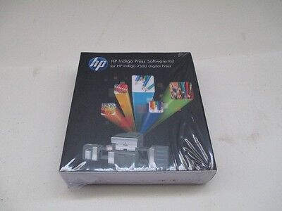 Hp Indigo Ca390-04602 Press Software Kit For 7000 7500 Digital Press