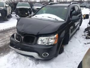 2008 Pontiac Torrent just in for parts at Pic N Save!