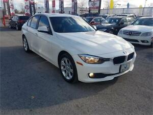 2012 BMW 3 Series 320i, CUIR, TOIT, BLUETOOTH, MAGS, CRUISE,2.0L