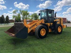High Reach Wheel Loader 3 yard Hyundai 740XTD-9