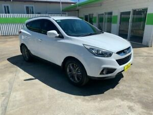 2015 Hyundai ix35 Series 2 SE White 6 Speed Manual Wagon Casino Richmond Valley Preview