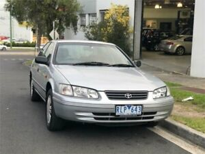 2001 Toyota Camry SXV20R (ii) CSi Silver 4 Speed Automatic Sedan Burwood Whitehorse Area Preview