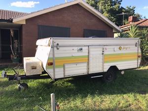 Jayco Pop Top Caravan -Dove Thurgoona Albury Area Preview