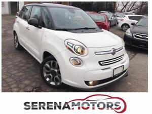FIAT 500L EASY MANUAL | HEATED SEATS | PANOROOF | BACK UP CAM |