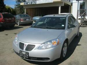 2009 Pontiac G6 ONLY 99000 km! Special edition! 1 owner!