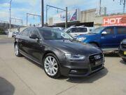2014 Audi A4 B8 8K MY15 Ambition Grey 7 Sports Automatic Dual Clutch Sedan Granville Parramatta Area Preview