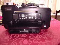 Kodak 6100 all-in-one printer + New replacement Cartridges