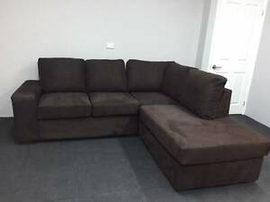 L Shape Sofa / Can Deliver Ryde Ryde Area Preview