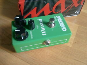 Brand New Maxon OD 808 Distortion Pedal-Unwanted Christmas Gift