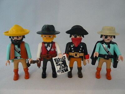Playmobil Mexikaner Sheriff Banditen Western Figuren Zubehör