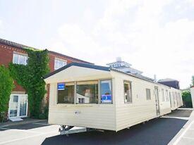static caravan for sale in skegness - luxury caravan - low fees
