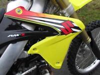 SUZUKI RMZ 250 FUEL INJECTION MOTO CROSS BIKE 2011