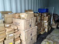 Job lot of mixed Greeting cards over 34,000