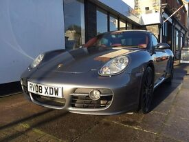 Porsche Cayman 3.4 S Tiptronic S 2dr STAND OUT FROM THE CROWD