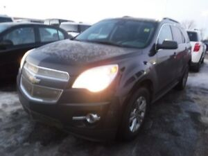 2015 Chevrolet Equinox LT- AWD, Leather, Pwr Liftgate, Rear Visi