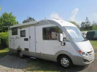 2008 A CLASS BURSTNER AVIANO i640 4 BERTH, REAR FIXED BED MOTORHOME FOR SALE