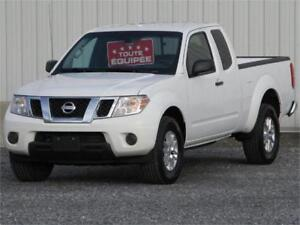 2015 NISSAN FRONTIER KING CAB V6 4.0L FULL EQUIPEE/AUTO