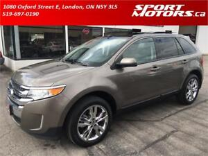 2012 Ford Edge SEL! PANO Roof! New Tires & Brakes! NAVI! Camera!