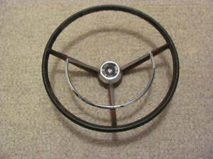 Mid 1950's to early 60's Ford Steering Wheel 1955 1956 1957 58