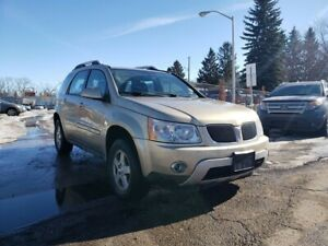 2007 Pontiac Torrent BASE-LOW KM-LOW MONT