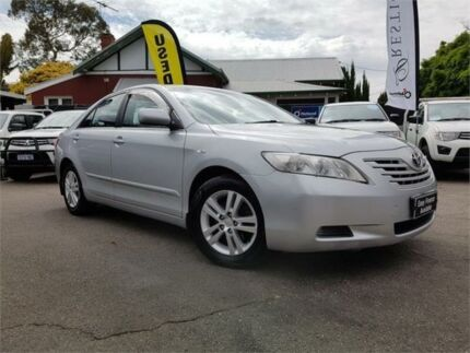2006 Toyota Camry ACV40R Altise Silver 5 Speed Automatic Sedan Mount Hawthorn Vincent Area Preview